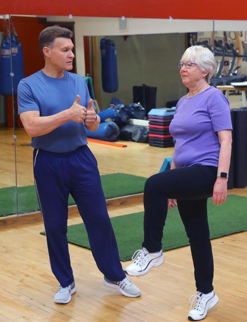 Santa Barbara Over 50 Fitness Classes