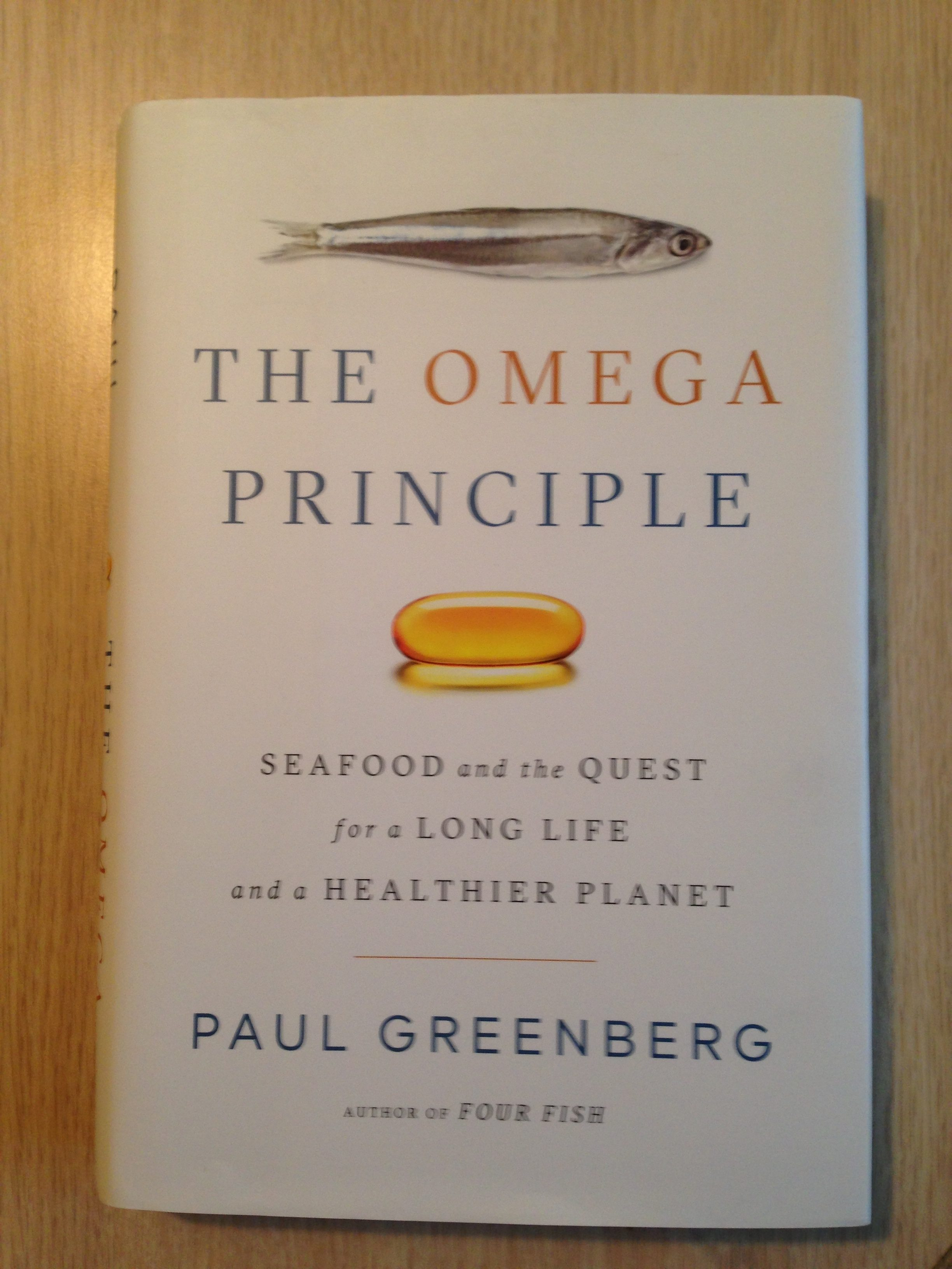 THE OMEGA PRINCIPLE: FISH OIL SUPPLEMENTS AND MUCH MORE